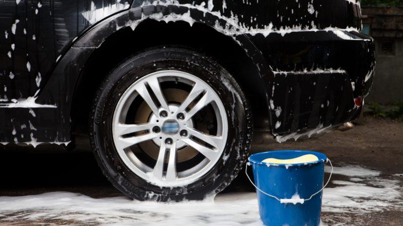 洗車とコーティングの違い